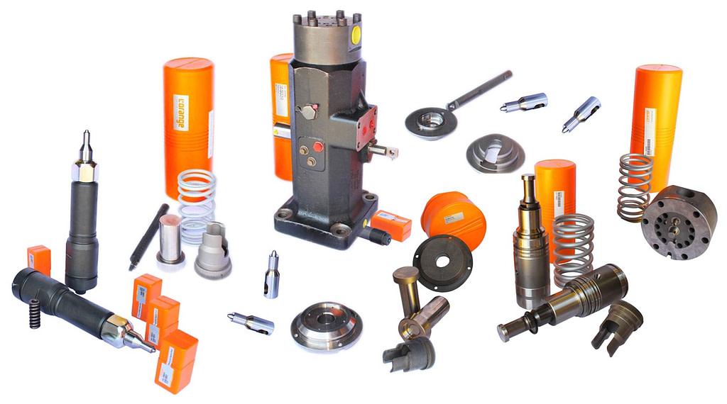 Wartsila 46 - Fuel injection equipment