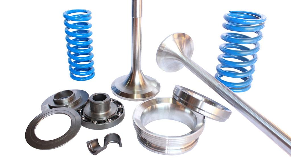Wartsila 46 - Cylinder head components