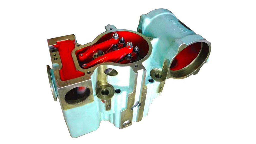 Cylinder Head  MAN 16-24