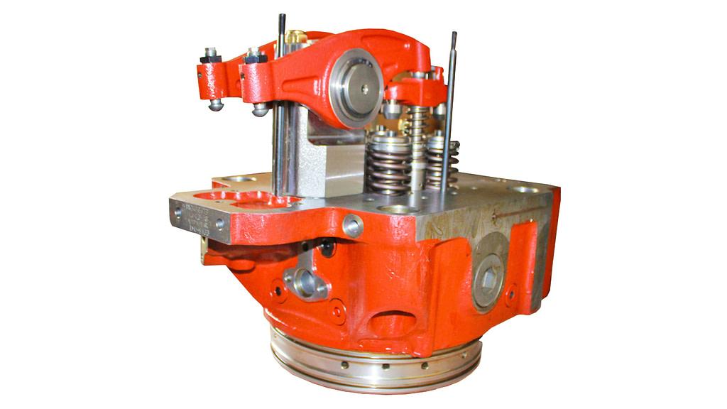 Wartsila 26 Cylinder Head Assembly