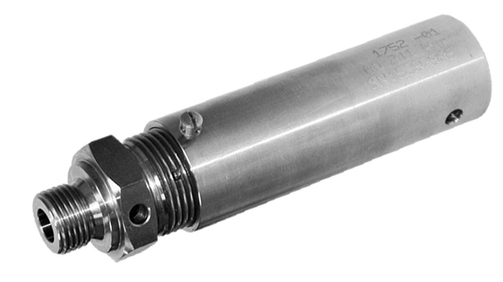 MaK M25 Safety valve