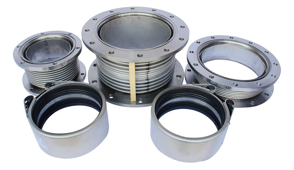 Wartsila 46 - Bellows & expansion joints